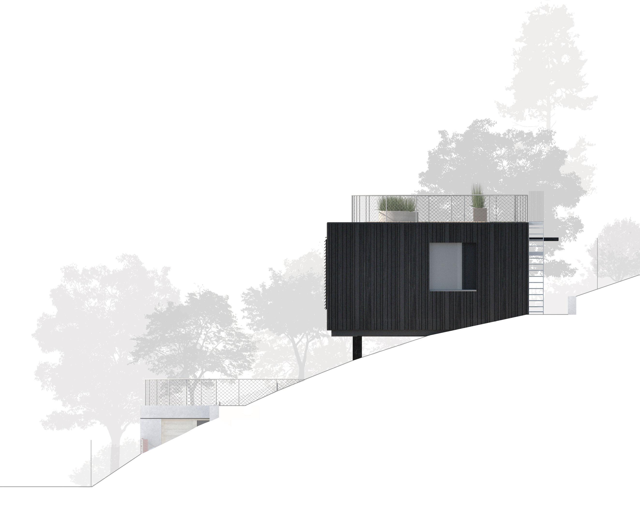 Zavoral Architekt RD Na Lánech, Litomyšl