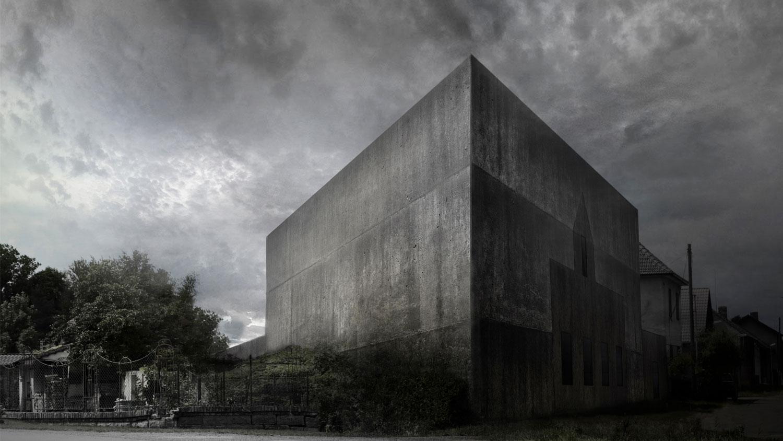 Zavoral Architekt Památník Jana Palacha