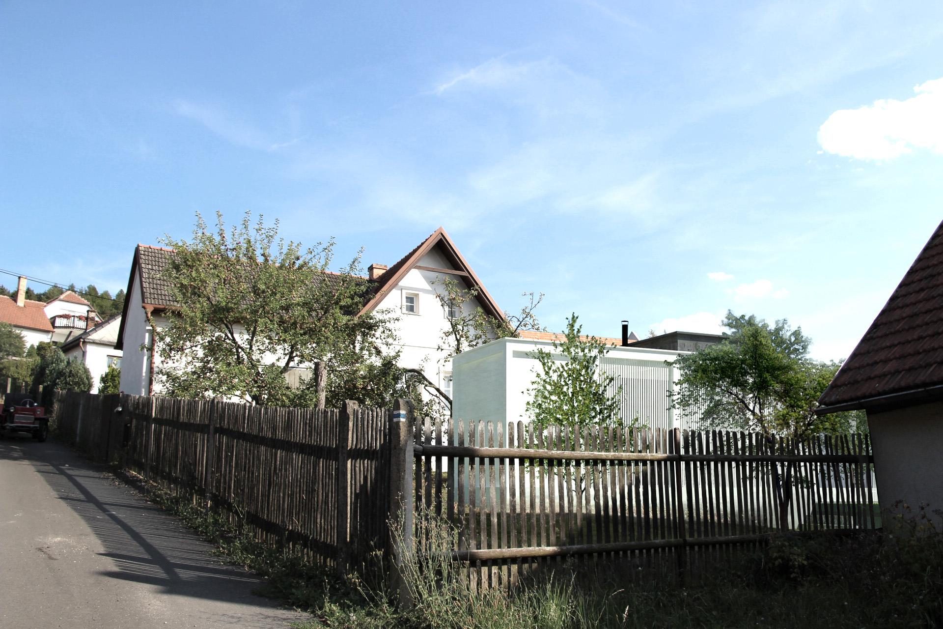 Zavoral Architekt Rekonstrukce rodinného domu, Zálesí